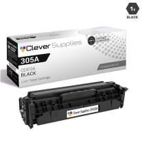CS Compatible Toner Cartridge Replacement for HP PRO 400 Color M451DN CE410A Black HP 305A Printer M451DW M451NW Color Laserjet M351 M351A Laserjet PRO 300 M351 M351A Black