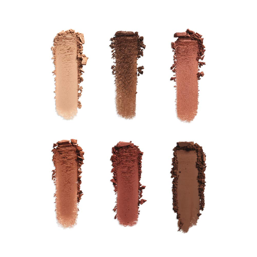 NYX PROFESSIONAL MAKEUP Ultimate Edit Petite Shadow Palette, Eyeshadow Palette, Warm Neutrals