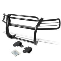 Replacement for Honda CRV RD Front Bumper Protector Brush Grille Guard (Black)