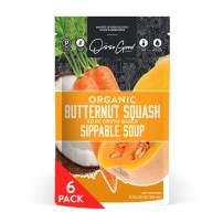Osso Good Butternut Squash Soup, 6 - 12 Ounce Pouches, Ships Frozen