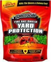 Spectracide 96472-1 Fire Ant Shield Yard Protection Granules-10-lb (Pack of 4)