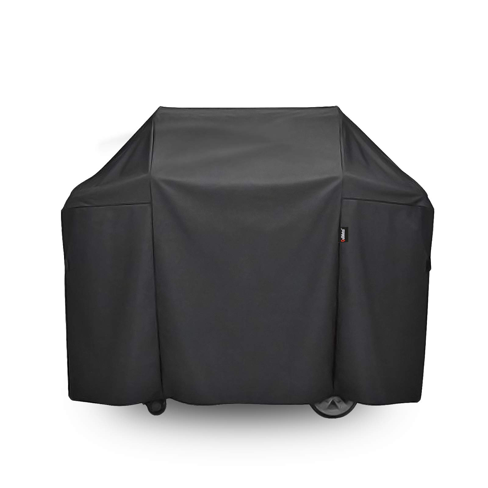QuliMetal 7130 Grill Cover for Weber Genesis II 3 Burner Grill and Genesis 300 Series Grills (Compared to 7130), 58 Inches BBQ Grill Cover for Weber Genesis 310/ Genesis 330/ Genesis II 310