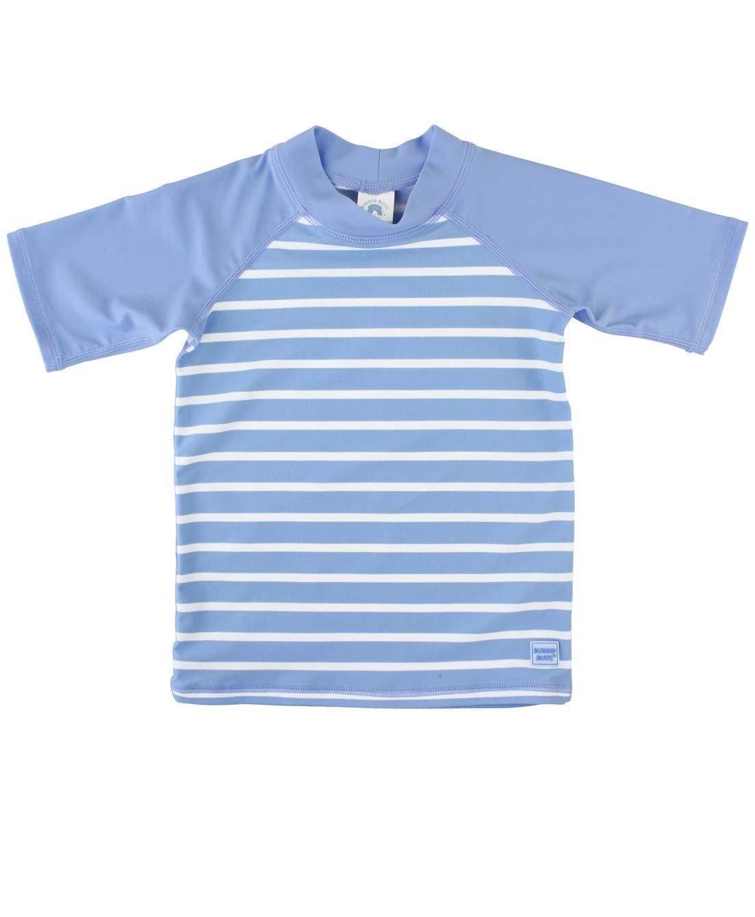 Baby Toddler Boy Rashguard Swim Shirt