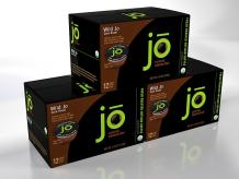 WILD JO: 36 Cup Organic Dark French Roast Single Serve Coffee for Kuerig K-Cup Brewers, Bold Strong Rich Wicked Good! Keurig 1.0 & 2.0 Eco-Friendly Cup, Our Most Popular, Non-GMO Gluten Free Coffee
