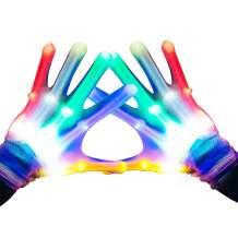 SOKY LED Finger Light Flashing Rave Gloves - Best Gifts