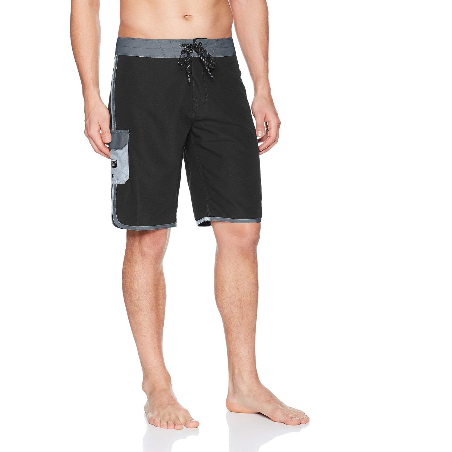 Billabong Men's Classic Wave 21 Inch Outseam Surf Suede Solid Boardshort