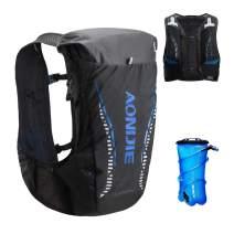 TRIWONDER Hydration Vest 18L Ultra Trail Running Backpack Pack Marathon Vest Outdoor Runner Race Vest