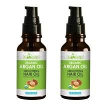 Sky Organics USDA Organic Moroccan Argan Oil: Unrefined, 100% Pure, Cold-Pressed, Moisturizing & Healing, for Dry Skin, Sensitive Skin, Hair Conditioning, Cruelty Free, Vegan, 4 oz (Pack of 2)