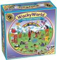 Wacky World Board Game for Kids - Ages 6 and up