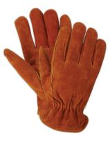 Magid TB440ET-S Men's Pro Grade Collection Foam-Lined Suede Gloves, Small