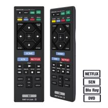 Gvirtue Blu Ray Remote Control CompatibleReplacement for Sony RMT-B126A Remote(DVD Player), Applicable BDP-BX150 BDP-BX350 BDP-BX550 BDP-BX650 BDP-S1500 BDP-S2500 BDP-S2900 BDP-S3500 BDP-S4500