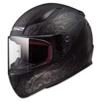 LS2 Helmets Full Face Rapid Street Helmet (Crypt - X-Large)