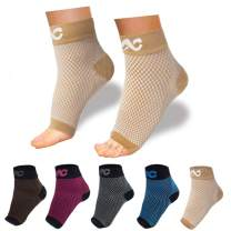 Plantar Fasciitis Compression Sleeves-Best Plantar Fasciitis Socks for Plantar Fasciitis Pain Relief, Heel Pain, and Treatment for Everyday Use with Arch Support