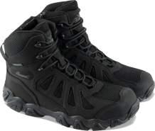 "Thorogood Men's Crosstrex Series - 6"" BBP Waterproof, Side Zip Composite Safety Toe Hiker Boot"