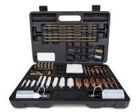 Hitaim Gun Cleaning Kit for All Guns Hunting Rifle Handgun Shotgun Cleaning Kit Universal Supplies with Carrying Case