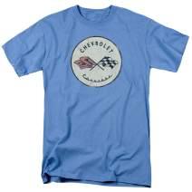Chevy Corvette Convertible Vintage Logo GM Car T Shirt & Stickers