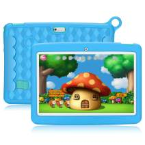 10.1 Inch Kids Tablet,PADGENE Android 8.1 Pad Quad Core Processor,1280x800 IPS HD Display,1GB Ram 16GB ROM,Kidoz&Google Play Pre-Installed with Kid-Proof Case (10 Inch, BL 16G)
