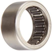 SKF HK 5025 Needle Roller Bearing, Caged Drawn Cup, Outer Ring and Roller, Open, 50mm Bore, 58mm OD, 25mm Width