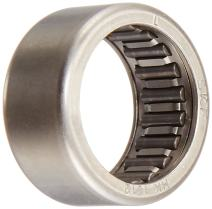SKF HK 0910 Needle Roller Bearing, Caged Drawn Cup, Outer Ring and Roller, Open, 9mm Bore, 13mm OD, 10mm Width