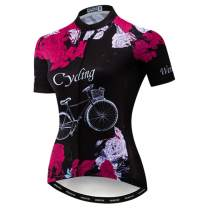 Cycling Jersey Women Short Sleeve Racing Sports MTB Bike Shirts Bicycle Clothing
