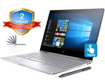 "HP Spectre x360 13t Convertible 2-in-1 Laptop in Silver (Intel 8th Gen i7-8550U, 16GB RAM, 2TB PCIe SSD, 13.3"" FHD (1920 x 1080) Touchscreen, Win 10 Home) Two Year Warranty and Accidential Damage"