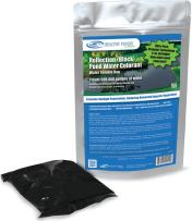 Healthy Ponds 52012 Pond Water Colorant, Reflection (Black), 5 Ounce Water Soluble Bag, Treats up to 500,000 Gallons