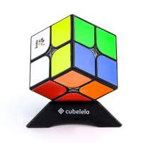 cubelelo YuXin Little Magic 2x2 Black Speed Cube Puzzle 2x2x2 Magic Cube