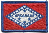 Arkansas Tactical Flag Patch