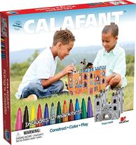CALAFANT - King's Castle with 12 Markers