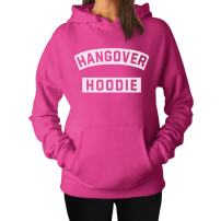 Tstars St. Patrick's Day Hangover Hoodie Funny After Party Women's Hoodie