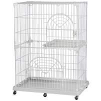 Topeakmart Large Pet Cat Kitten Cage