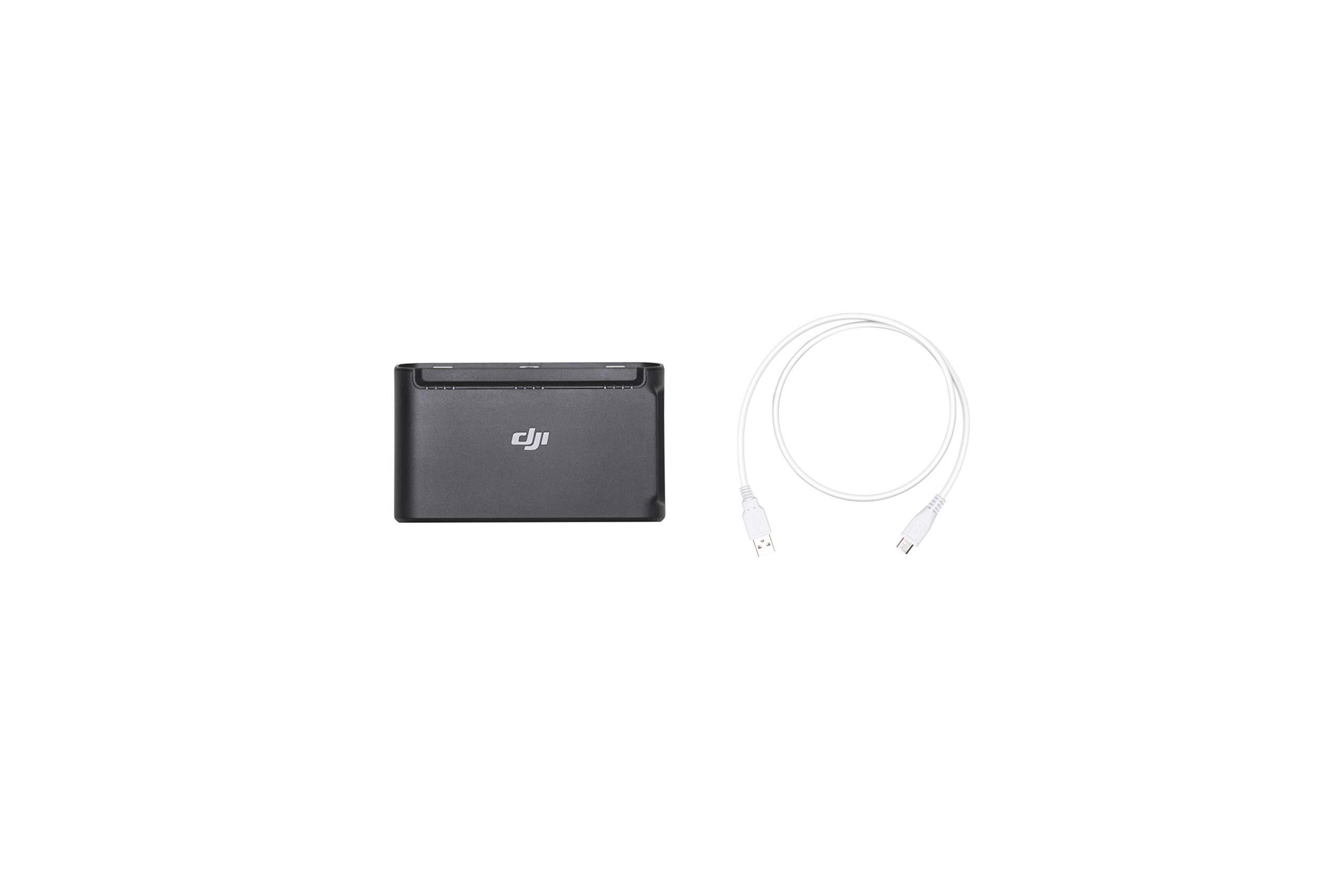 DJI Mavic Mini Two-Way Charging Hub Charger Drone Accessory - Charge 3 Batteries