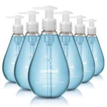 Method Gel Hand Soap, Sea Minerals, 12 Fl Oz (Pack of 6)