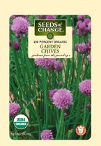 Seeds Of Change 7389 Certified Organic Garden Chives