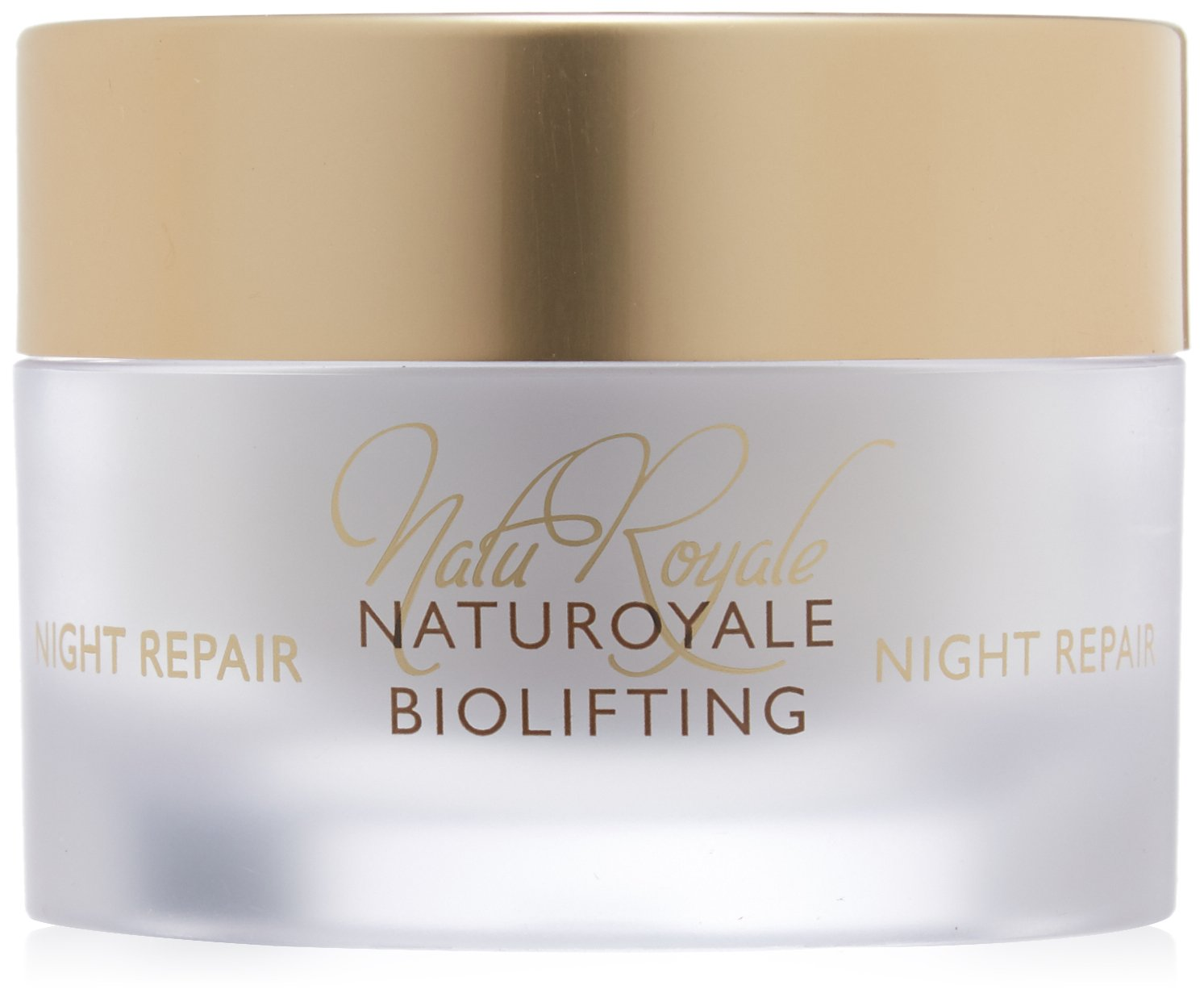 ANNEMARIE BÖRLIND – NATUROYALE Night Cream – Natural Anti Aging Face Cream - Retinol Vitamin C + E for a Fresher Smoother and Tighter Skin with a New Youthful Glow – Step 4 of 5 – 1.69 oz.