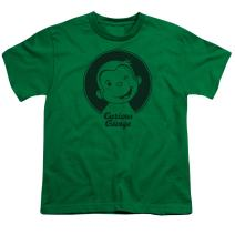 Curious George Wink Toddler T Shirt & Stickers