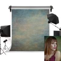 Kate 6.5x10ft/2m(W) x3m(H) Gray Green Backdrop Large Portrait Photography Backdrops Abstract Background Photography Studio Props for Photographer
