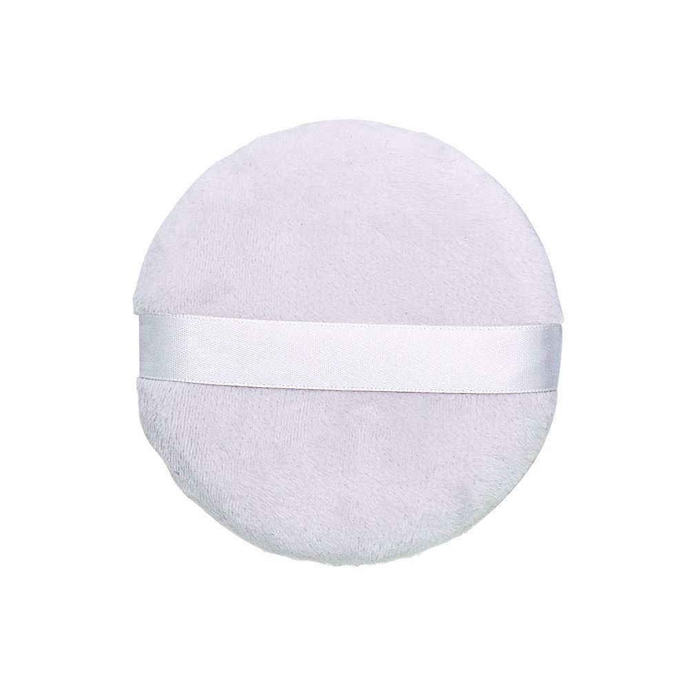 Topwon 4 Inch Powder Puff,Washable Large Body Puff,Soft & Furry -10 Pcs