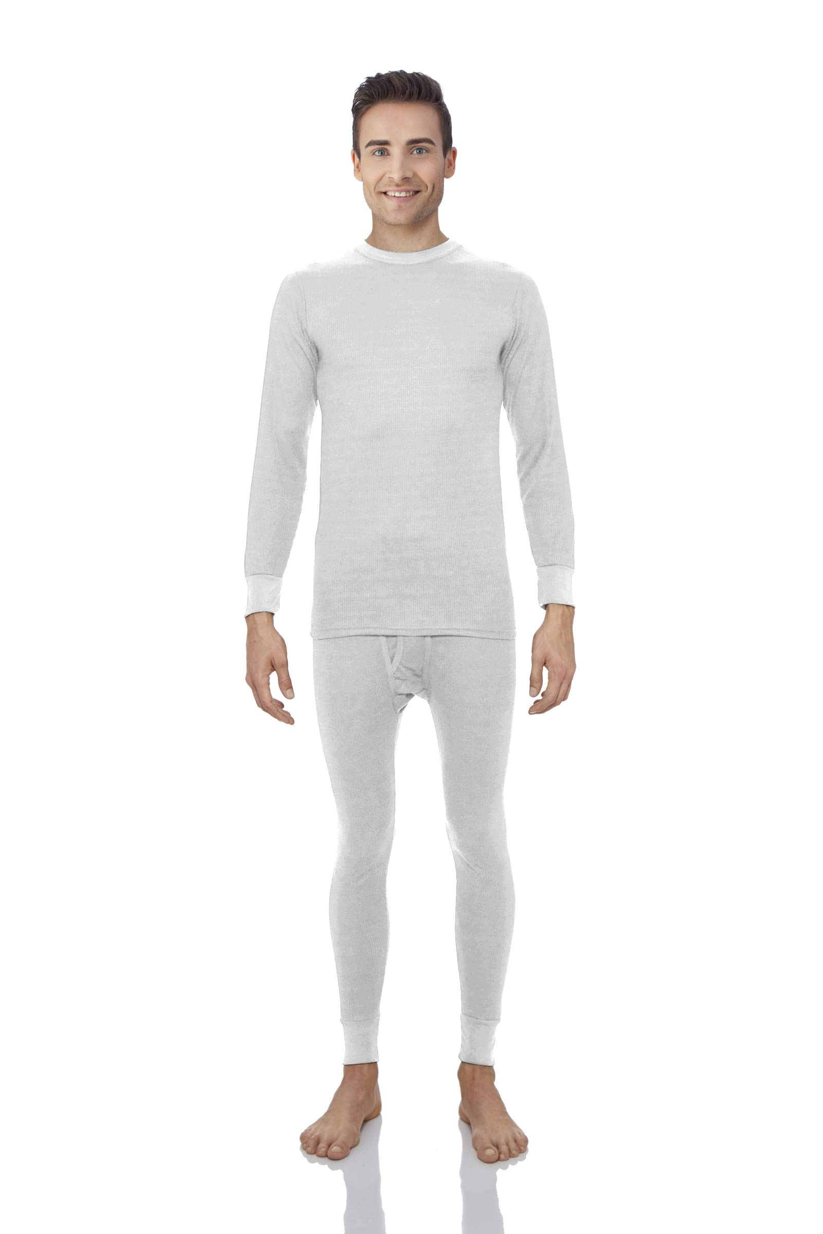 Rocky Thermal Underwear for Men Waffle Thermals Men's Base Layer Long John Set