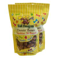 Tail Bangers Premium, All-Natural, Human Grade Dog Treats - No Preservatives, Corn Or Soy - Made in USA