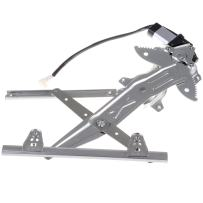 Power Window Lift Regulator on Rear Right Passengers Side with Motor Assembly Replacement for 1997-2001 Toyota Camry