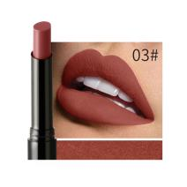 PLENTOP 2019 Long-Lasting Velvet Matte Color Pencil Waterproof Lipstick Crayon Sexy Makeup C