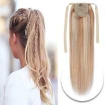 Ponytail Extensions Bind Blonde 20