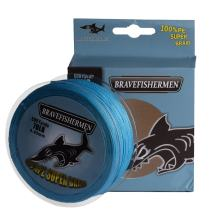 Bravefishermen Super Strong Pe Braided Fishing Line 8LB to100LB and 100Yard to 500Yard