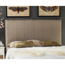 Safavieh Mercer Collection Quincy Oyster Headboard, Twin