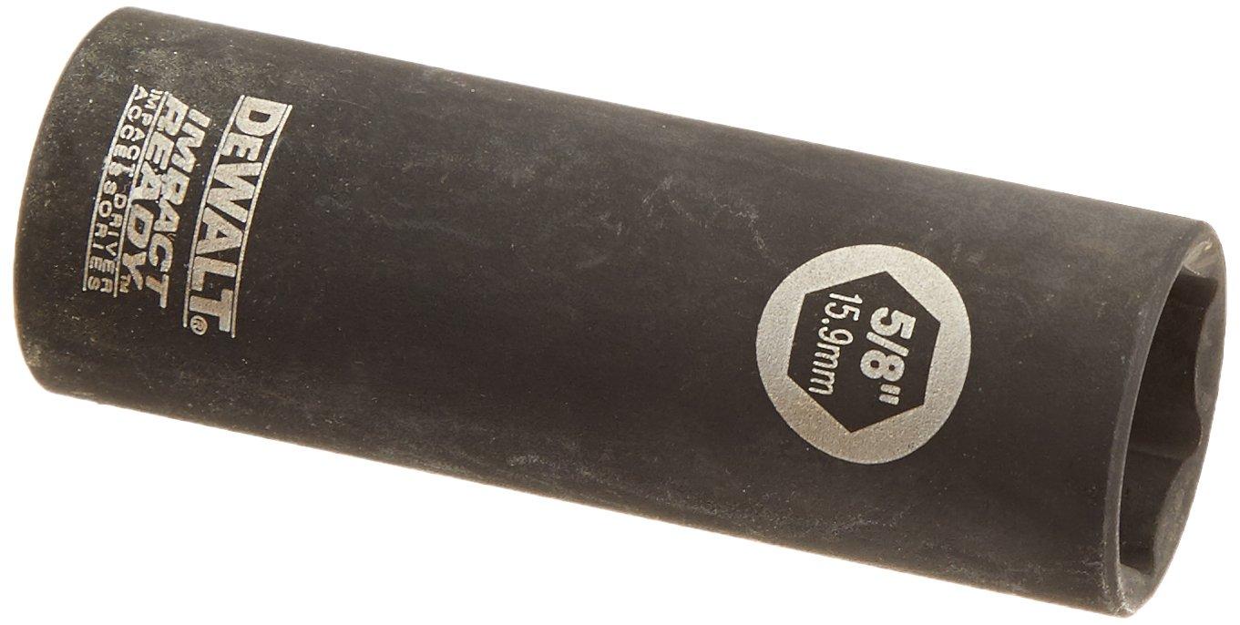 DEWALT DW2288 5/8-Inch IMPACT READY Deep Socket for 3/8-Inch Drive
