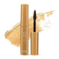 ETUDE HOUSE Color My Brows 4.5g #5 Blondie Brown - Eyebrow Mascara, Natural Eyebrow Makeup