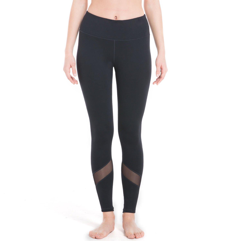 NBDIB Women's Yoga Pants Fashion Workout Capri Running Leggings - High Waist Yoga Pants with Pocket.