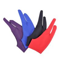 eZAKKA Tablet Drawing Glove, Artist Glove for Graphic Tablet Art Creation Pen Display and iPad Pro Pencil(Blue,Red, Black,Purple)