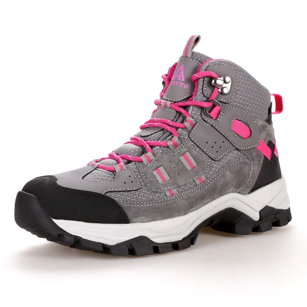 Hiking Boot Women Waterproof Lightweight Outdoor Climbing Trekking Shoes